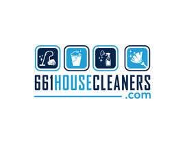 #781 untuk Logo design for house cleaning company oleh NAYEM1996