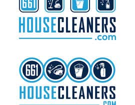 #788 untuk Logo design for house cleaning company oleh NAYEM1996