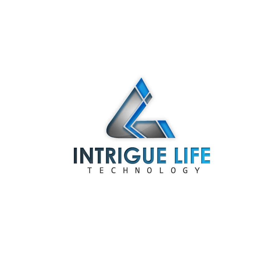 "Kilpailutyö #55 kilpailussa Design a Logo for Technology Company ""Intrigue Life"""