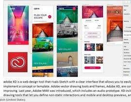 Nro 2 kilpailuun Write an article on App UI & UX Design 101 käyttäjältä marveefard