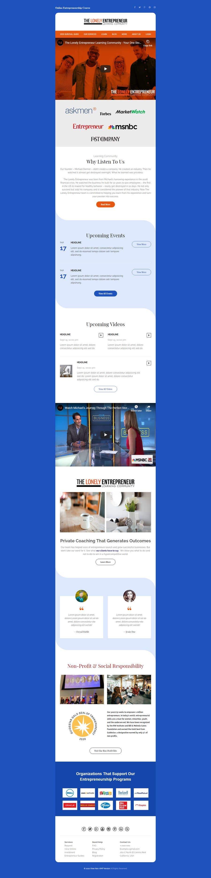 Penyertaan Peraduan #                                        21                                      untuk                                         Web Page Redesign