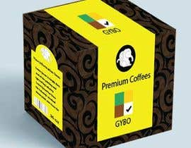 #32 для Design a package graphics for premium coffees от akkasali43a