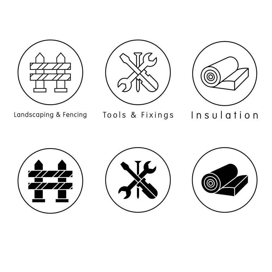 Penyertaan Peraduan #                                        22                                      untuk                                         Create 9 x Custom SVG Icons
