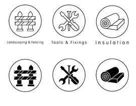 #22 untuk Create 9 x Custom SVG Icons oleh amittalaviya5535