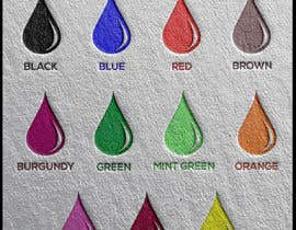 #110 for Ink Swatch Color Graphic by mutassimbillah78