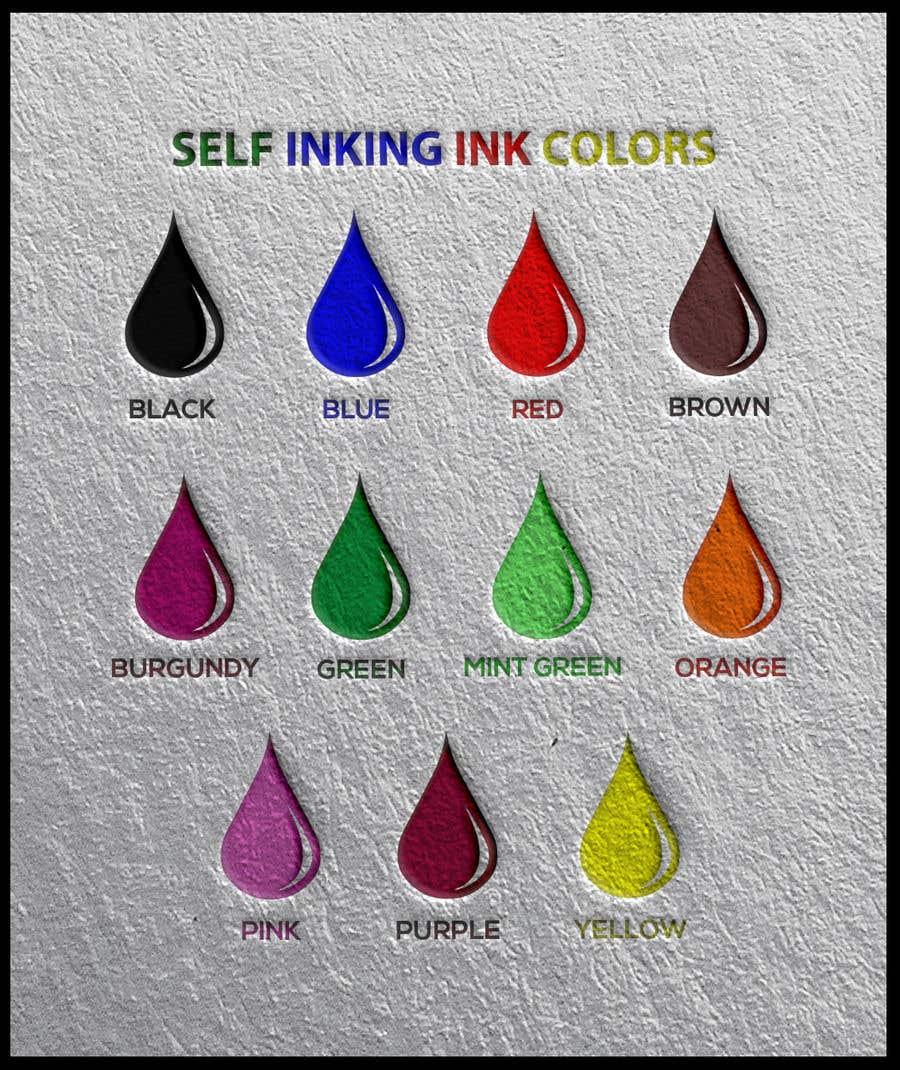 Kilpailutyö #                                        114                                      kilpailussa                                         Ink Swatch Color Graphic