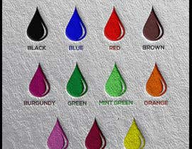 #114 for Ink Swatch Color Graphic by mutassimbillah78