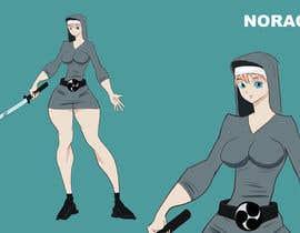 Nro 34 kilpailuun Video game character käyttäjältä amessculpting