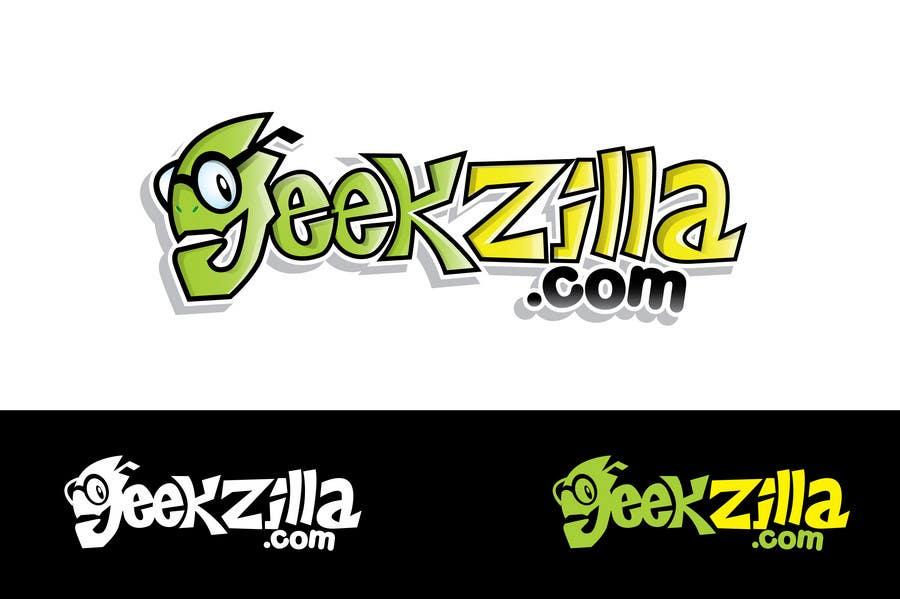 Contest Entry #78 for Logo Design for GeekZilla