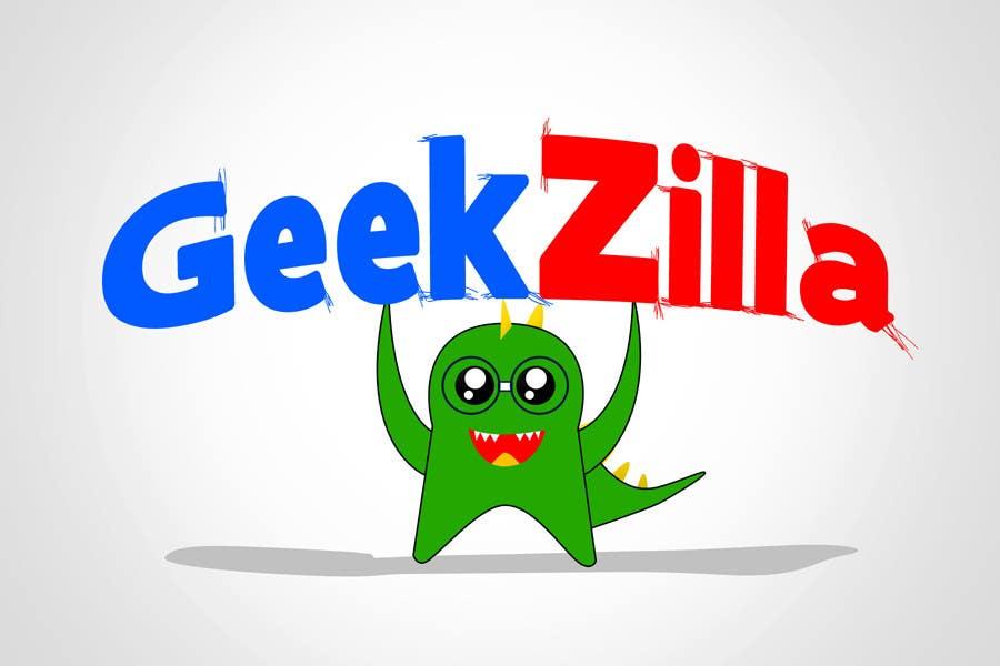 Contest Entry #129 for Logo Design for GeekZilla