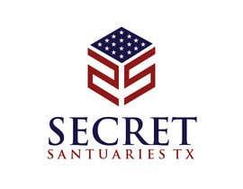 #272 para Secret Sanctuaries TX por GraphicEra99