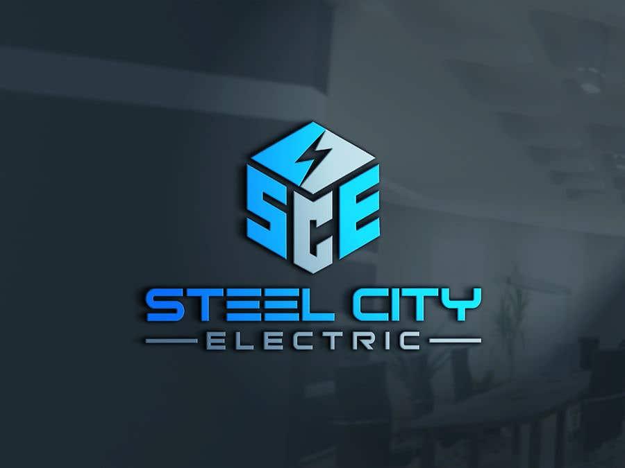 Penyertaan Peraduan #                                        306                                      untuk                                         Design a logo for my electrical business