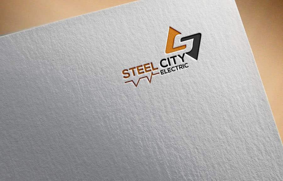 Penyertaan Peraduan #                                        933                                      untuk                                         Design a logo for my electrical business
