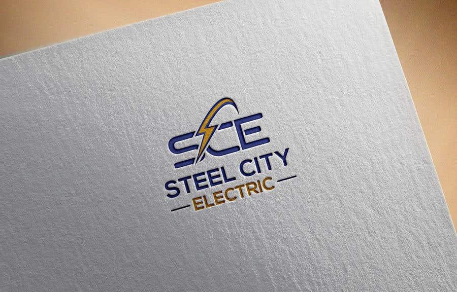 Penyertaan Peraduan #                                        567                                      untuk                                         Design a logo for my electrical business