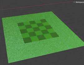 Nro 3 kilpailuun 3D Designer for an American Football Field (Casual Mobile Game in Unity) käyttäjältä dellkj1996
