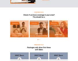 #11 for A Wi-Fi ISP startup needs website landing page. by dbikram911