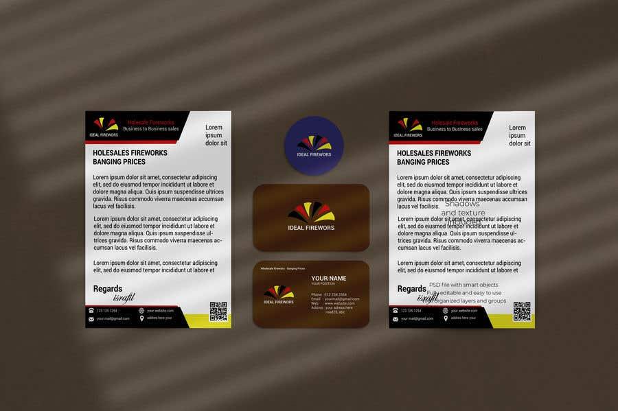 Penyertaan Peraduan #                                        53                                      untuk                                         Logo   Business Card   Letterhead   1 x Banner - GRAPHIC DESIGN