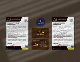 #53 untuk Logo | Business Card | Letterhead | 1 x Banner - GRAPHIC DESIGN oleh israfilbsj