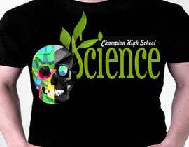 #20 pentru Design a science themed T-shirt for a Science Olympiad team. de către vishingangel