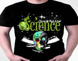 #22 for Design a science themed T-shirt for a Science Olympiad team. by vishingangel