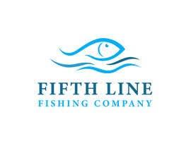 #216 for Fifth-line fish Company Logo by cshamza10
