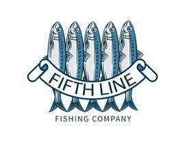 #218 for Fifth-line fish Company Logo by cshamza10