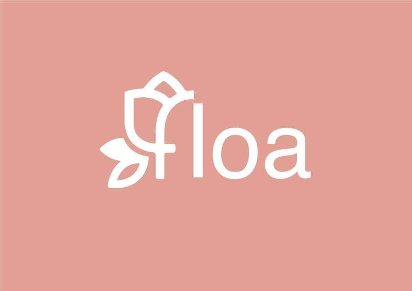 Kilpailutyö #                                        25                                      kilpailussa                                         floa.ist Corporate Identity Design