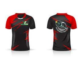 Nro 39 kilpailuun Design an athletic performance shirt for a tennis academy. käyttäjältä reajulislamremon