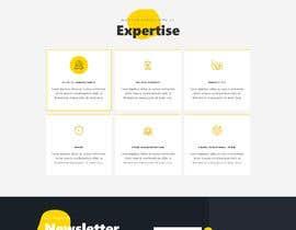 Nro 18 kilpailuun Create a modern, intuitive, quick company website käyttäjältä faridahmed97x