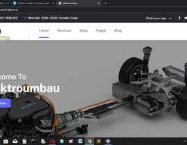 Nro 19 kilpailuun Create a modern, intuitive, quick company website käyttäjältä kumar131198