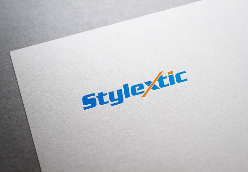 """Bài tham dự cuộc thi #                                        90                                      cho                                         Design a Logo for """"Stylextic"""""""