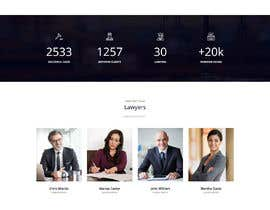 #68 for Build a website for a Law Firm by cristiano08
