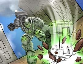 #2 untuk Creative Artist needed for coloring line art sketch oleh aljonmanlutac