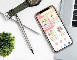 Nro 79 kilpailuun Design UI/UX for android application käyttäjältä raihanpatwary986