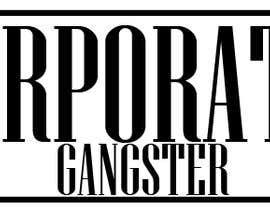 #107 for Corporate Ganster Logo by AhmadIshtiak
