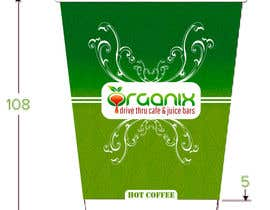#2 untuk Create Print and Packaging Design for a takeaway coffee cup oleh NCsigns