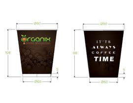 #18 for Create Print and Packaging Design for a takeaway coffee cup by tiagogoncalves96