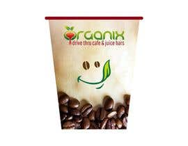 #11 for Create Print and Packaging Design for a takeaway coffee cup by Graphexpert