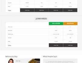 #12 for Design a Website Mockup + Logo by sabhyata18