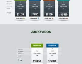 #10 for Design a Website Mockup + Logo by dhabdel