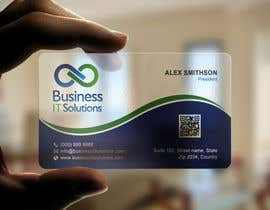 aminur33 tarafından Design some Business Cards for Business IT Solutions için no 9