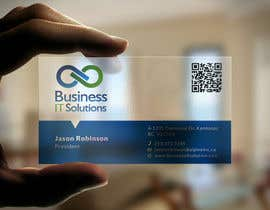 smshahinhossen tarafından Design some Business Cards for Business IT Solutions için no 19