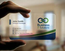 #12 cho Design some Business Cards for Business IT Solutions bởi mdreyad