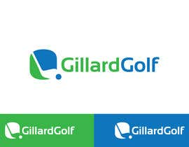 #63 for Design a brand for 'Gillard Golf' by alamin1973