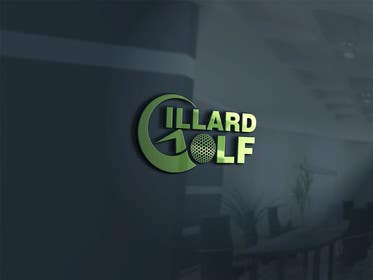 #86 cho Design a brand for 'Gillard Golf' bởi thelionstuidos