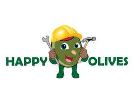 #12 for Design a Logo for Happy Olives - Construction by topprofessional
