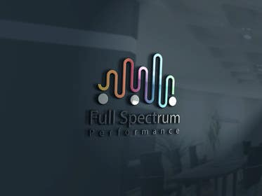 #15 untuk Design a Logo for Full Spectrum Performance, LLC oleh jarasaleem