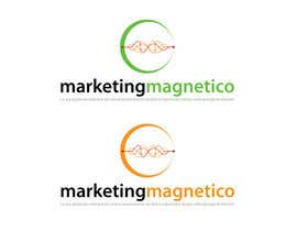#86 untuk Logo Design for Marketing Magnetico oleh branislavad