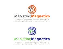 #107 untuk Logo Design for Marketing Magnetico oleh branislavad