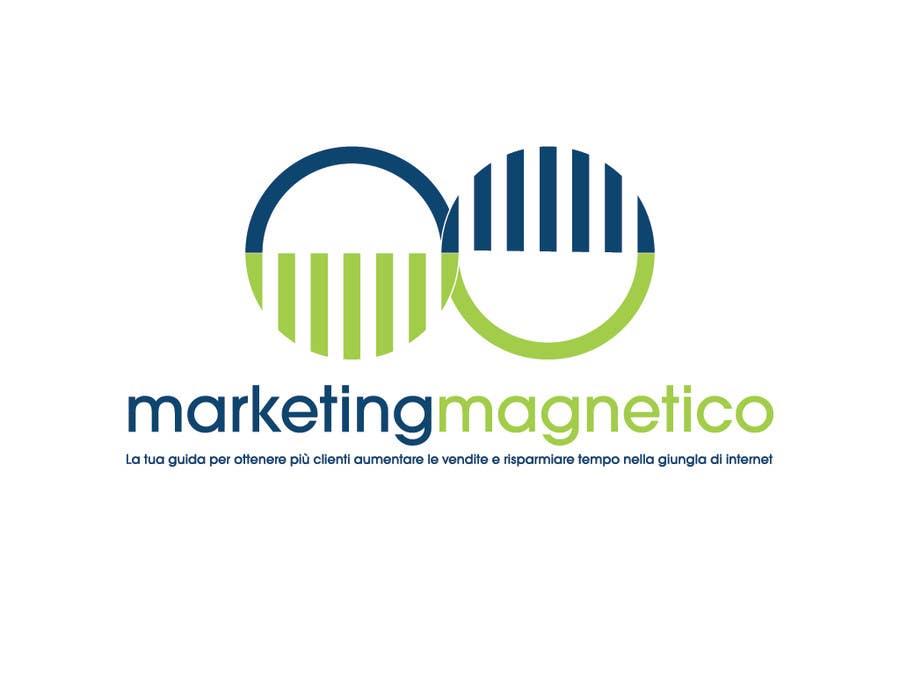 #76 for Logo Design for Marketing Magnetico by winarto2012